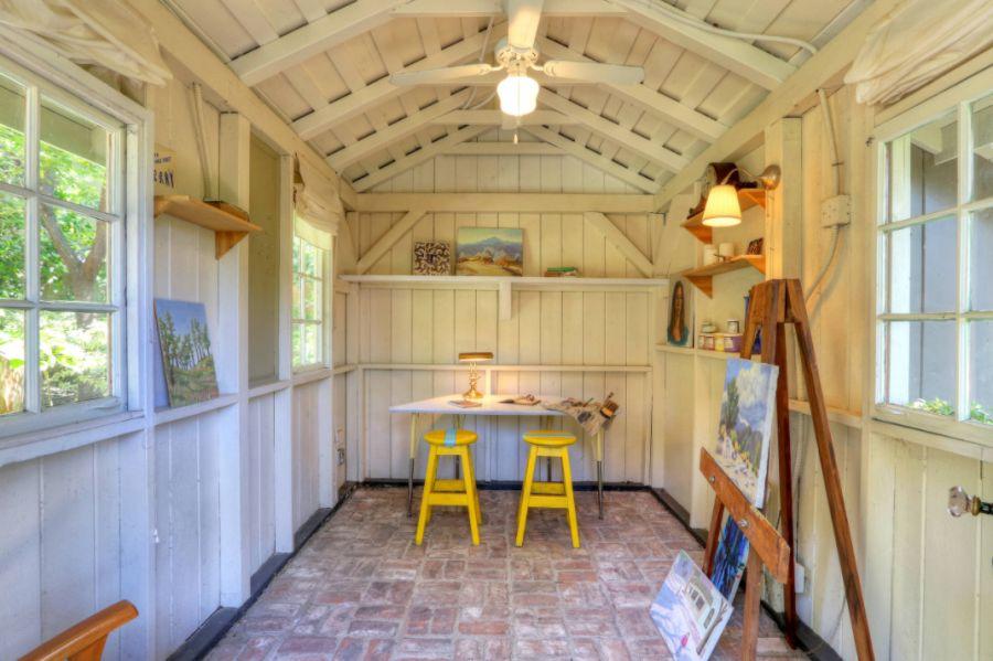 home art studio
