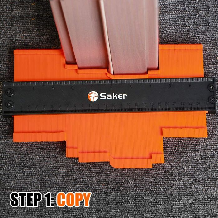 saker contour gauge