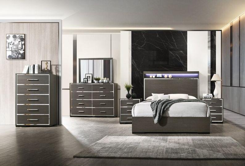 Standard 5 Piece Bedroom