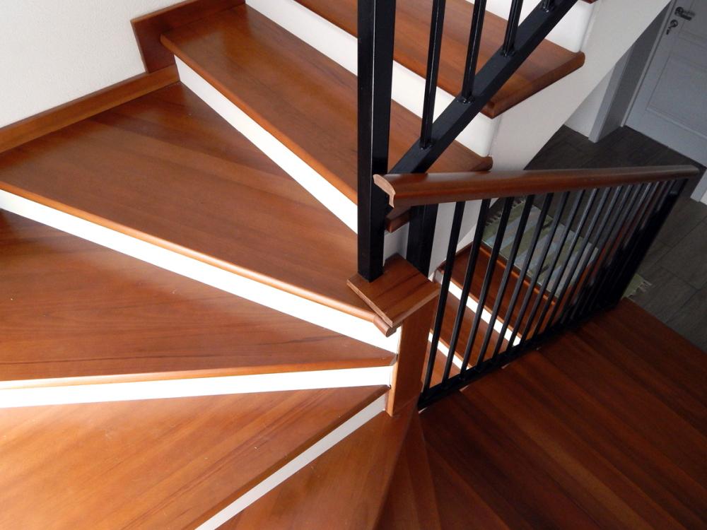 standard stair width