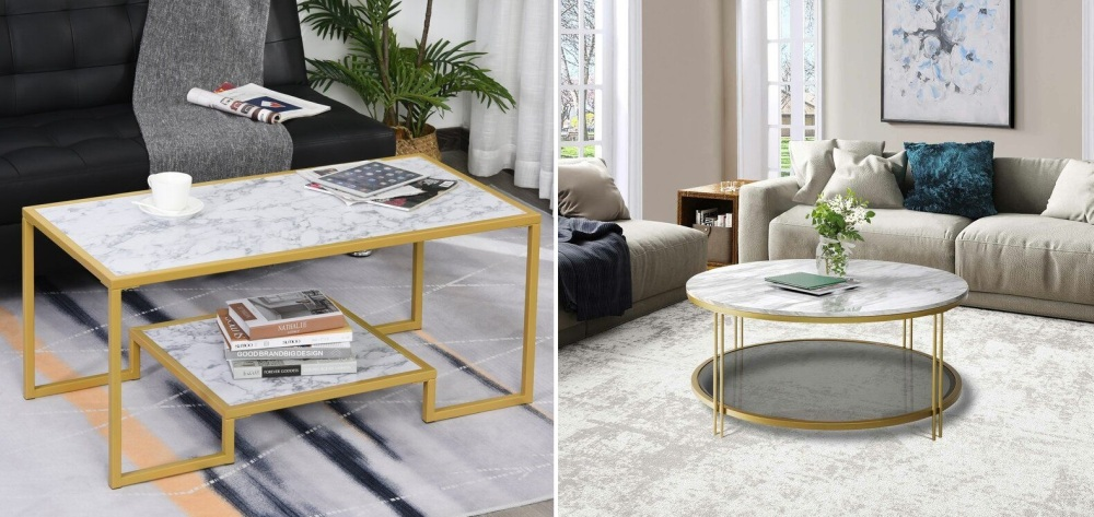 Why Use a Stone Coffee Table?