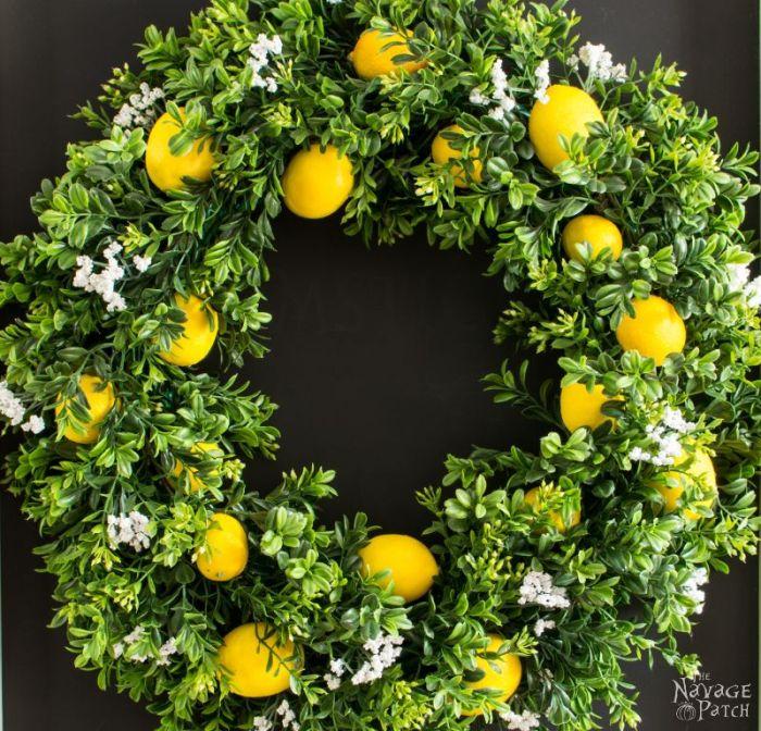 Lemon freshness