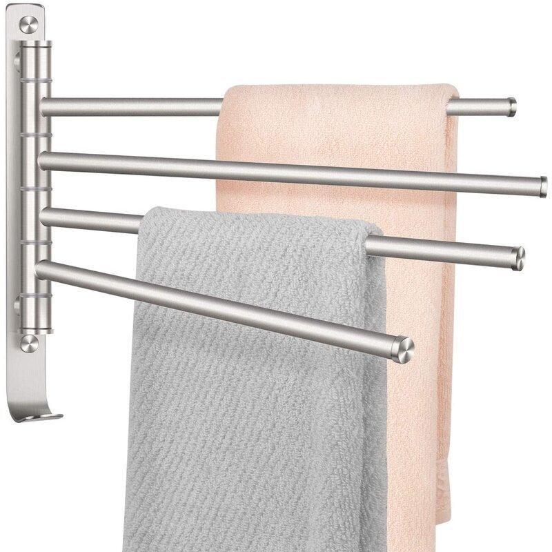 Four Bar Dapota Towel Bar