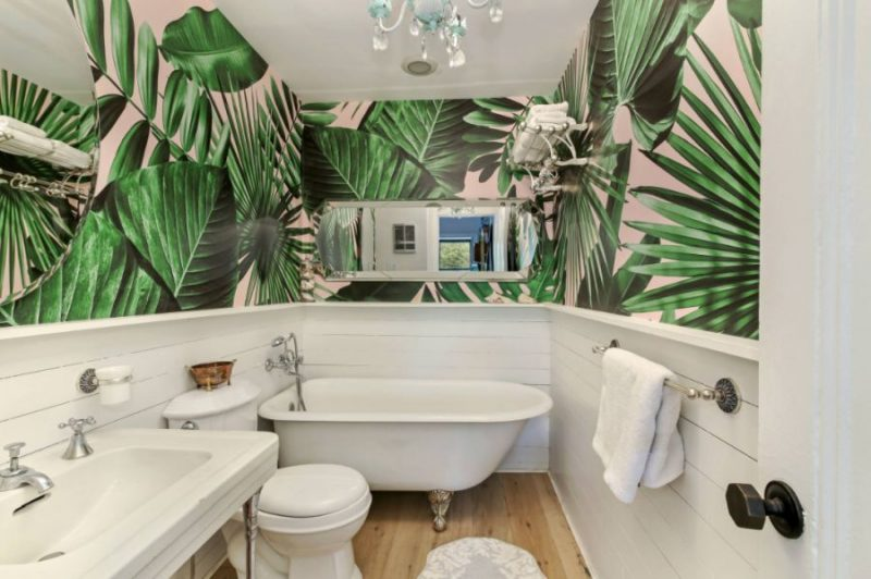 Tropical Wallpaper Ideas That Can Turn Your Home Into An Exotic Paradise