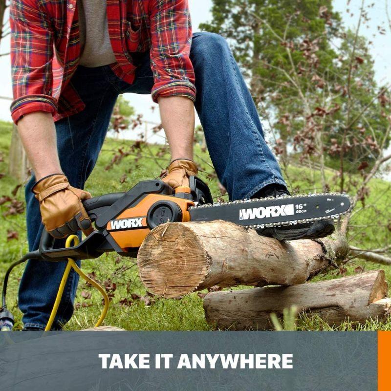 WORX WG303.1 Battery Chainsaw