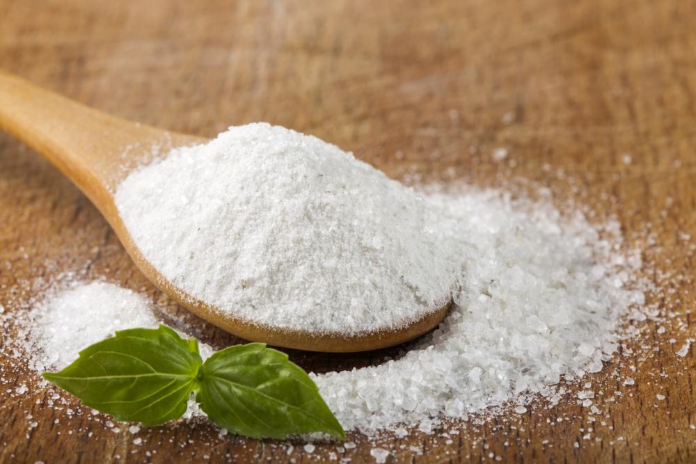 epsom salt in garden