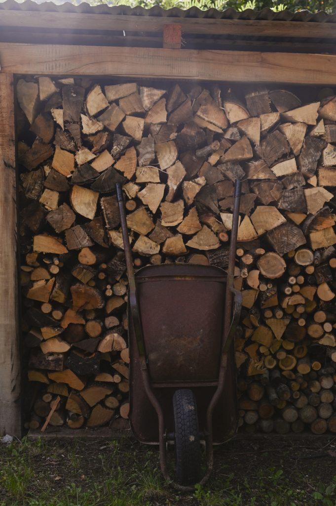 que es un rick de madera,