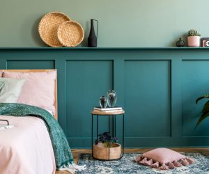 A Complete Guide To Painting Wood Paneling