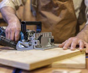 确保将饼干木匠添加到木工工具的阿森纳