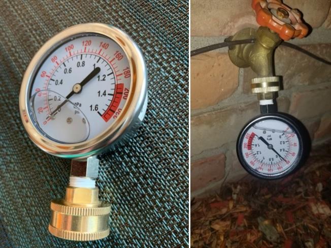Best Value Water Pressure Gauge