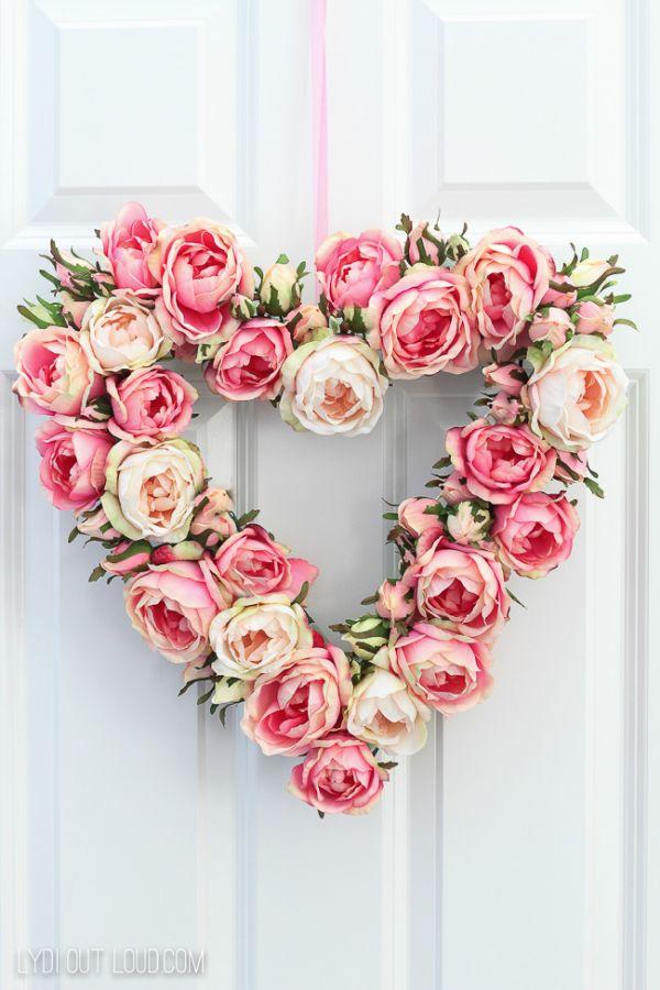 A romantic design