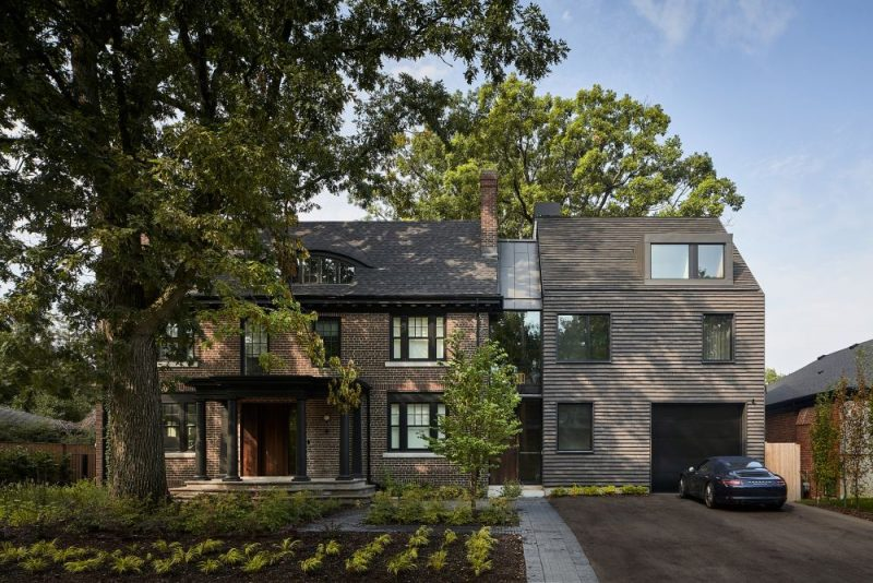 Historic Toronto House Gets A Redesign And A Brand New Extension