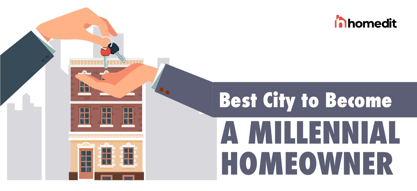 The Best UK Cities to Become Millennial Homeowner