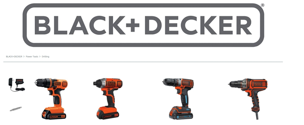 About Black and Decker