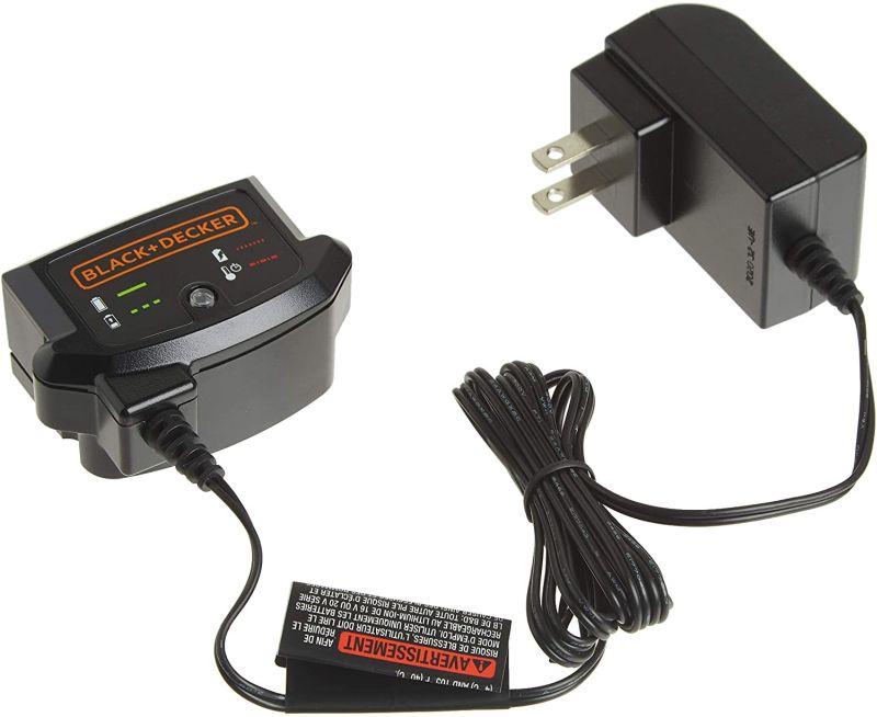 BLACK+DECKER 20V MAX Lithium Battery Charge
