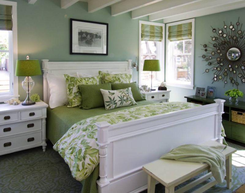 Beach Style Bedroom in San Francisco