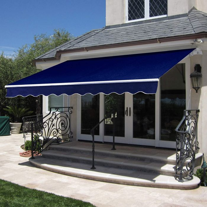 Best Choice Products Retractable Awning