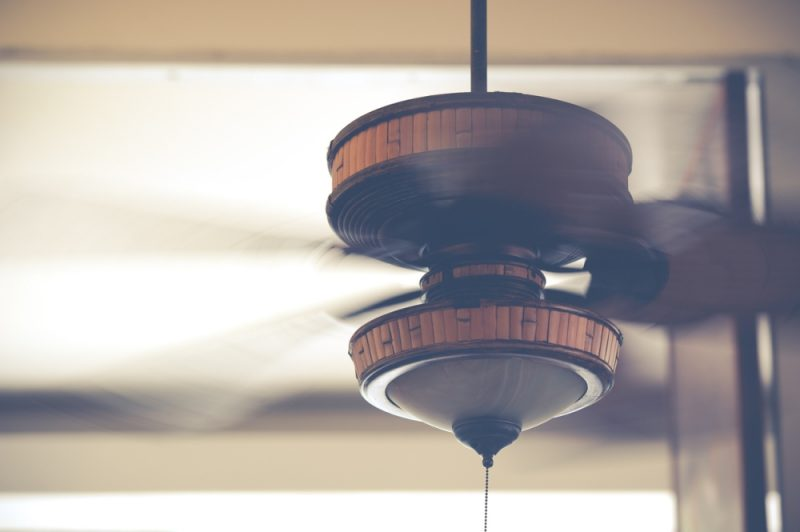 Keep Your Home Cool With A Retractable Ceiling Fan