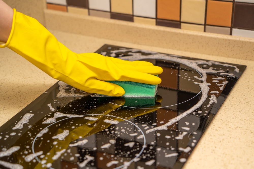 How to Clean Electric Stove Burners