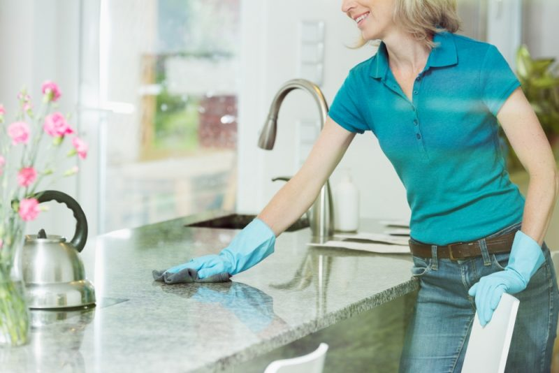 How To Clean Quartz Countertops Correctly Is Easy and Pretty Fuss-Free