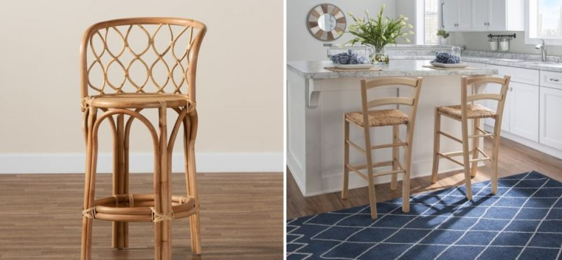 22 Gorgeous Coastal Bar Stool Ideas to Get Your Inspired!