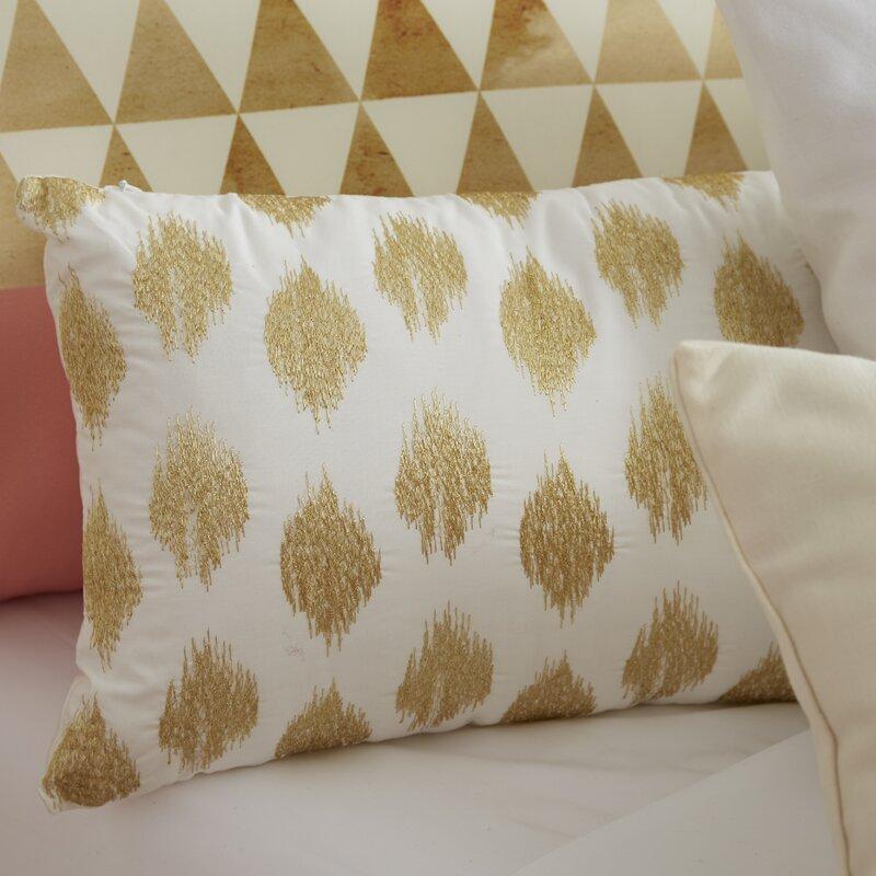 Gilmore Rectangular Cotton Pillow Cover & Insert