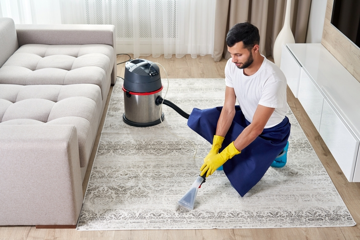 Freshen Up Your Home By Learning How to Clean a Rug