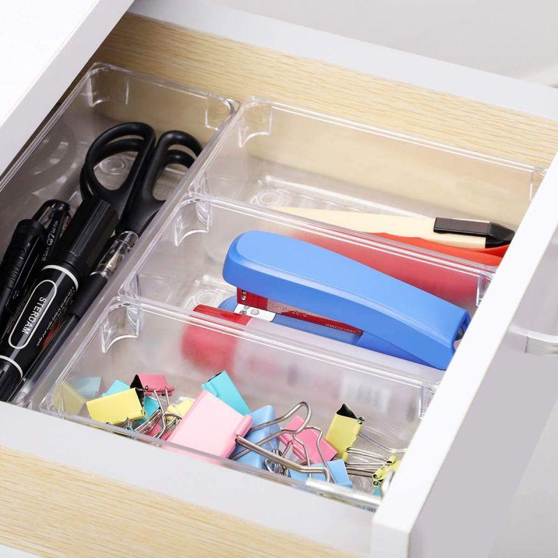 Modular tray organizer