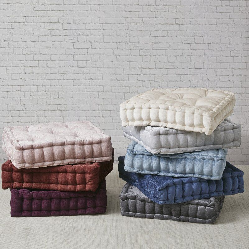Lenore Square Pillow Cover & Insert