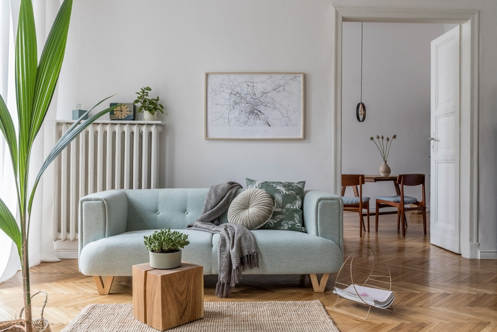 colors that go with mint green