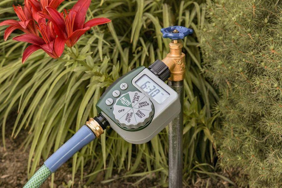 Orbit 62061Z Single-Outlet Hose Watering Timer
