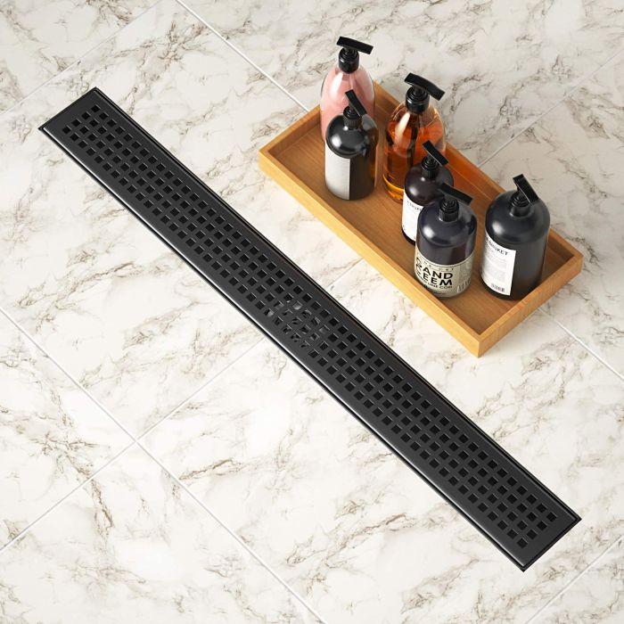 Rectangular Linear Shower Floor Drain