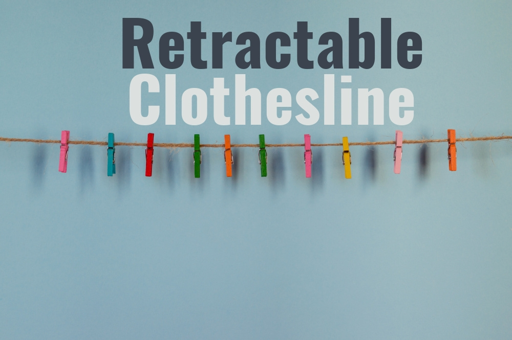 Retractable Clothesline