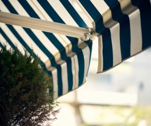 Stay in the Shade with a Retractable Patio Awning