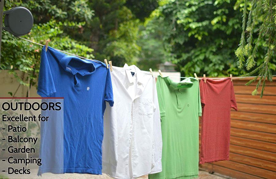 Riveda Retractable Clothesline