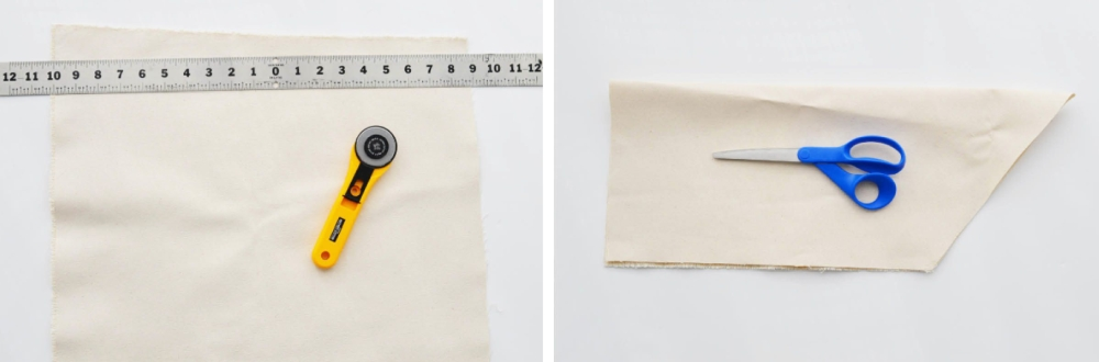 Rotary cutter for fabric