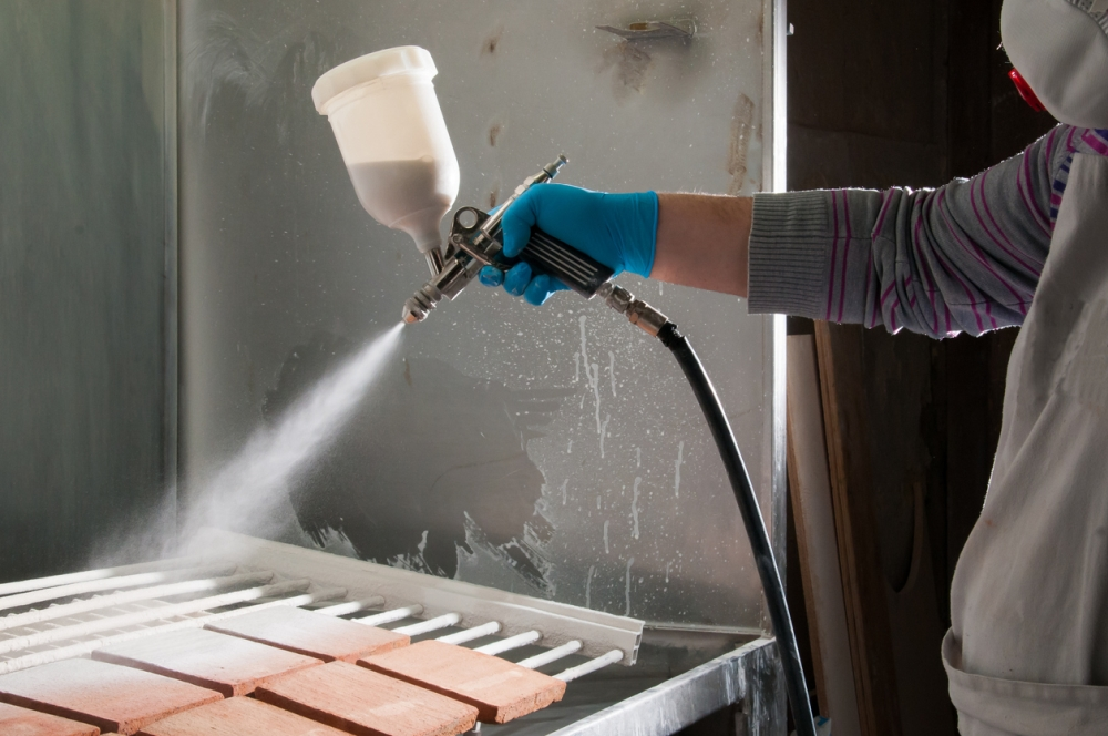 Tips on using a paint sprayer