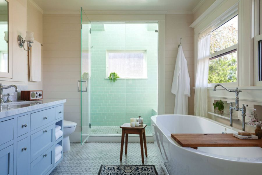 Traditional Bathroom in San Francisco