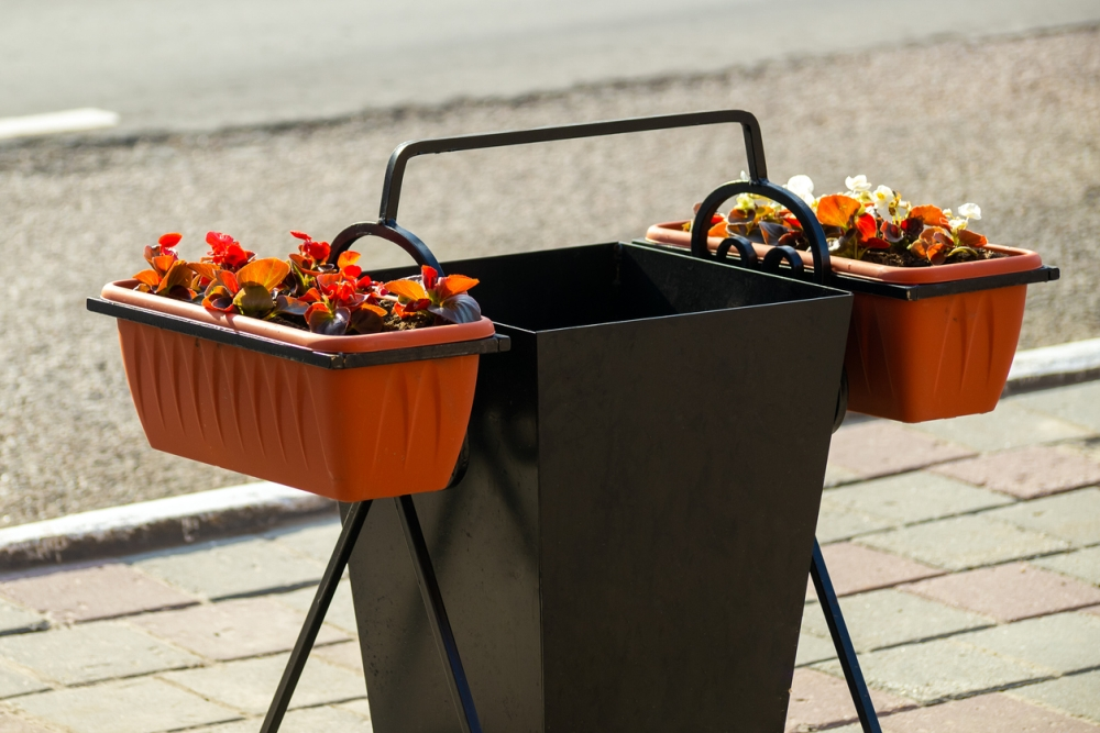 Types of Trash Cans
