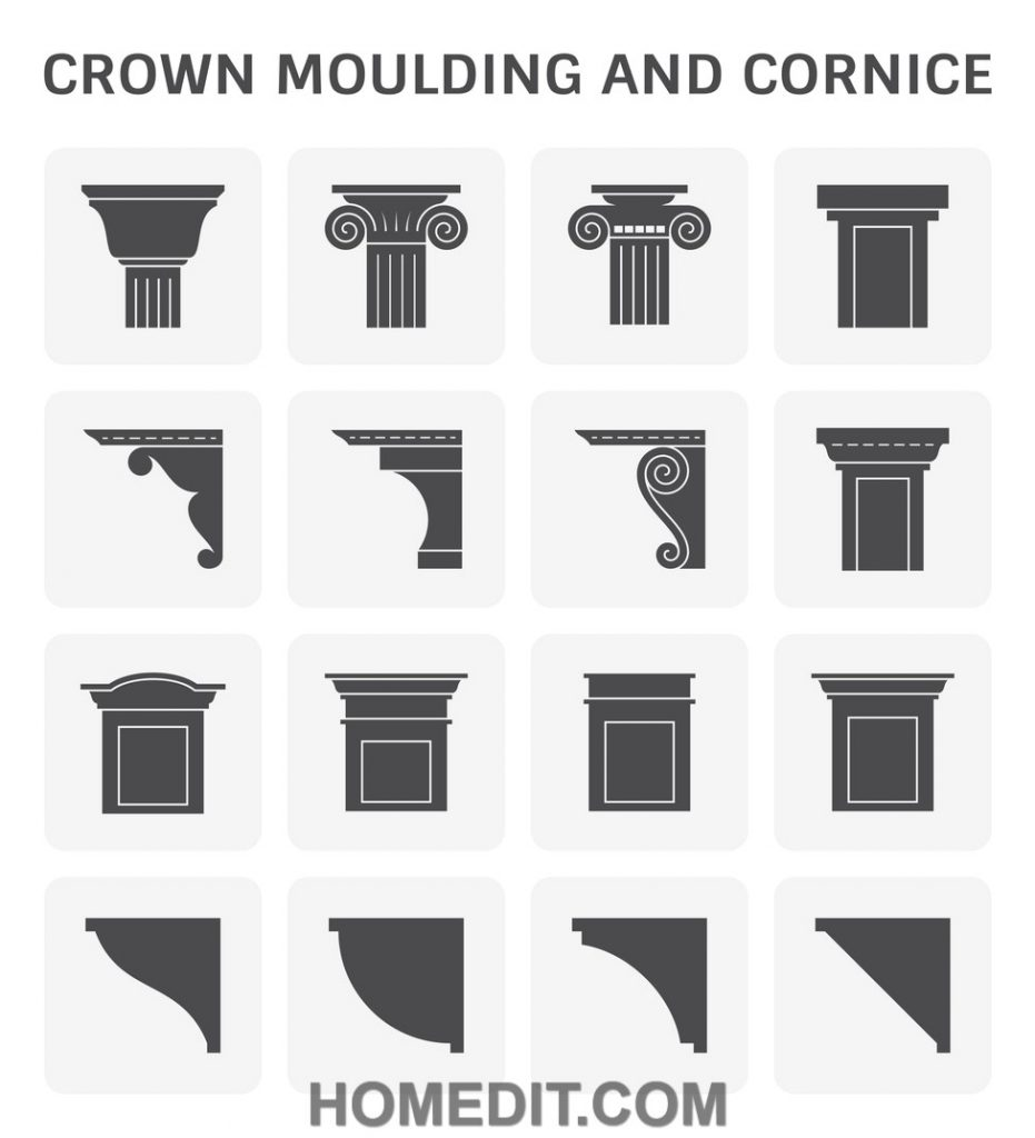 DIY Crown Molding Tips And Tricks