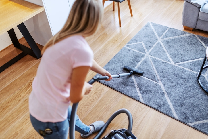 What You Need to Clean a Rug
