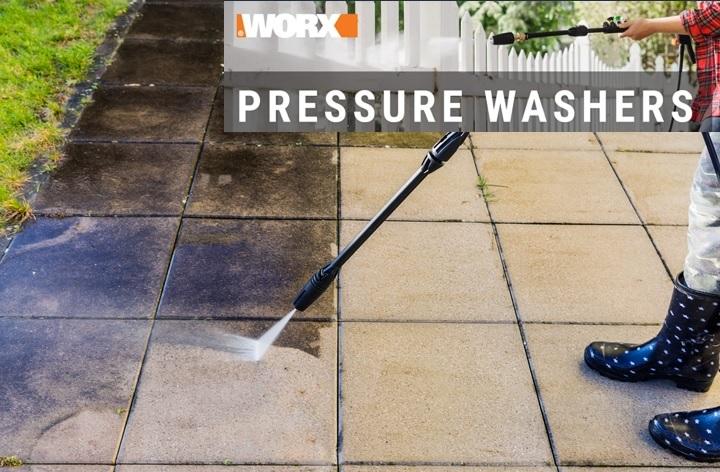 Worx Pressure Washer