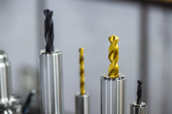 drill bits for hardened steel