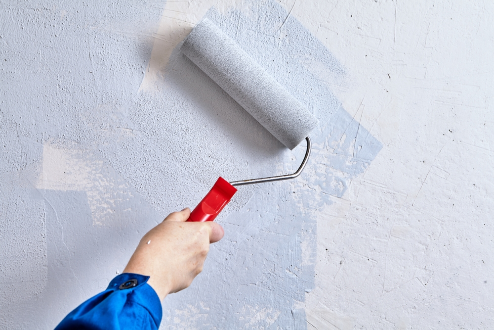 How to Tell What Type of Paint is on the Wall