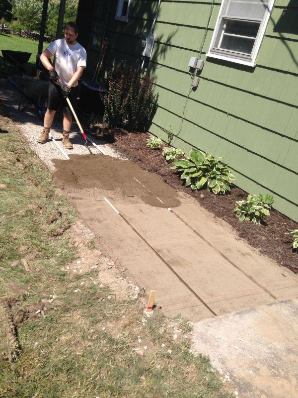 Step 7: Add Sand
