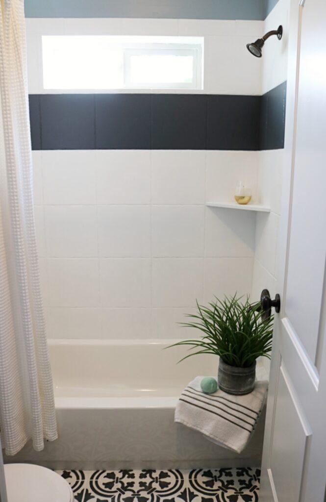 Step 6: Enjoy Your New Bathroom!