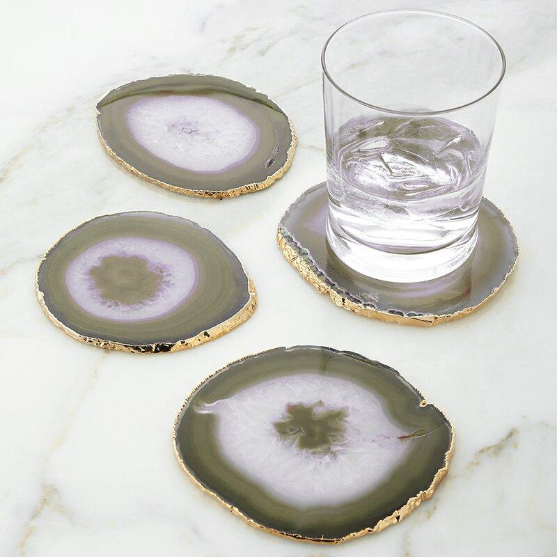 Agate Stone Coaster