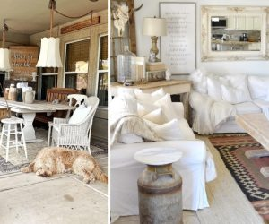 The Ideal White Farmhouse With Project Inspirations