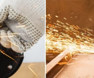Keep Metal Tools Sharp and Polished With A Bench Grinder