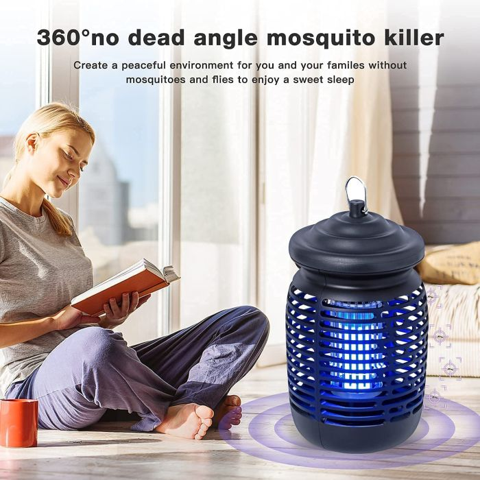 Bug Zapper Attractant Electric Mosquito Zappers Killer Insect Fly Trap Repellent